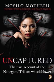 Uncaptured book cover