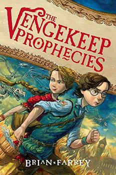 The Vengekeep Prophecies book cover
