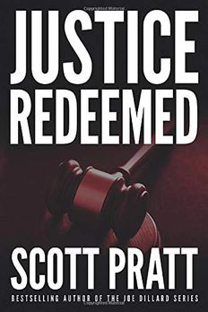 Justice Redeemed book cover