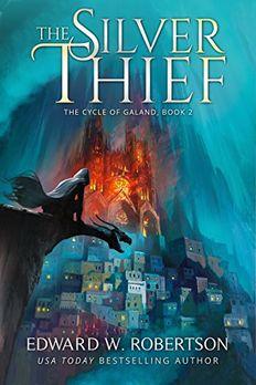 The Silver Thief book cover