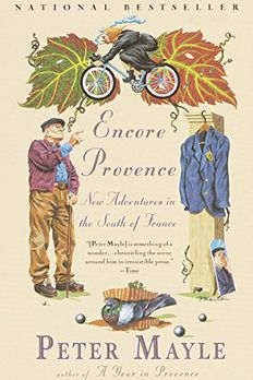 Encore Provence book cover
