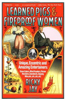 Learned Pigs & Fireproof Women book cover