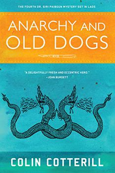 Anarchy And Old Dogs book cover