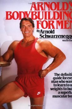 Arnold's Bodybuilding for Men book cover