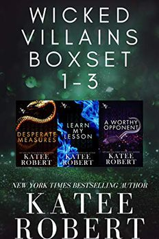 Wicked Villains Boxset book cover