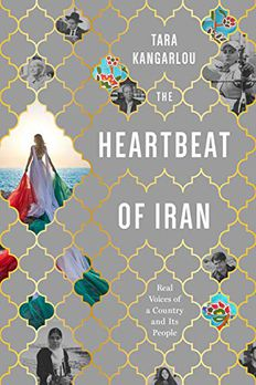 The Heartbeat of Iran book cover