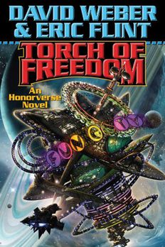 Torch of Freedom book cover