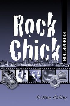 Rock Chick Redemption book cover