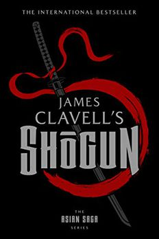 Shogun book cover