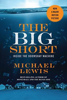 The Big Short book cover