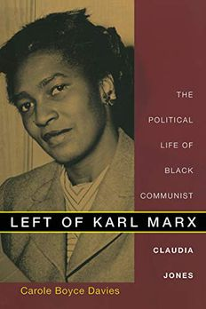 Left of Karl Marx book cover