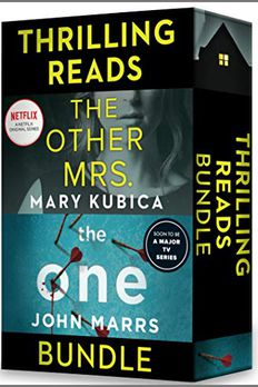 Thrilling Reads Bundle book cover
