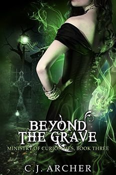 Beyond The Grave book cover