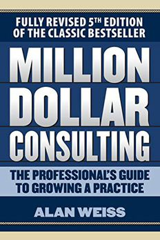 Million Dollar Consulting book cover