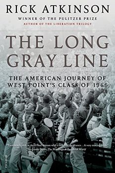 The Long Gray Line book cover