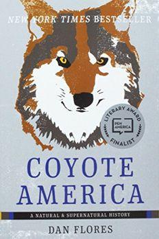 Coyote America book cover