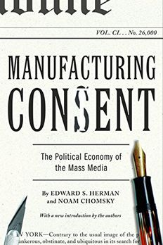 Manufacturing Consent book cover