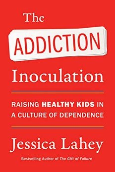 The Addiction Inoculation book cover