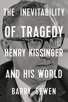 The Inevitability of Tragedy book cover