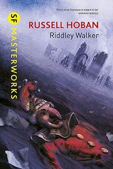 Riddley Walker book cover