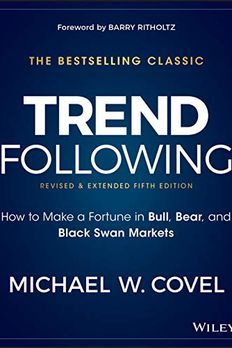 Trend Following book cover