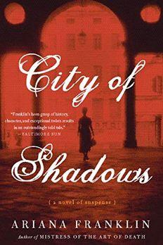 City of Shadows book cover