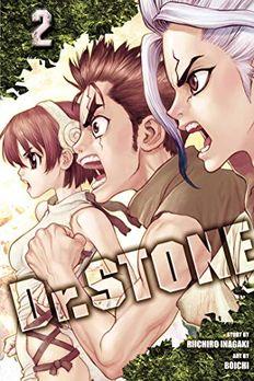 Dr. Stone, Vol. 2 book cover