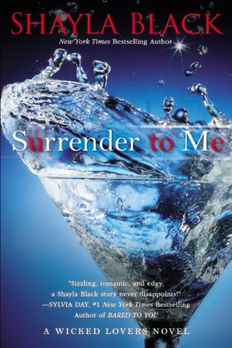 Surrender to Me book cover