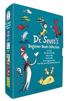Dr. Seuss's Beginner Book Collection book cover