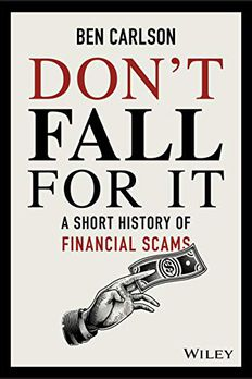 Don't Fall For It book cover
