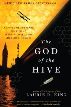 The God of the Hive book cover