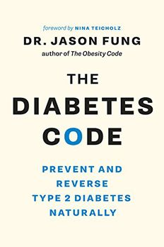 The Diabetes Code book cover
