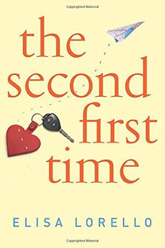 The Second First Time book cover