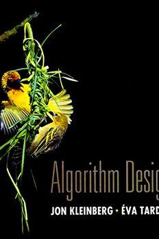 Algorithm Design book cover