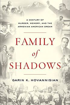 Family of Shadows book cover