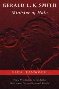 Gerald L. K. Smith book cover