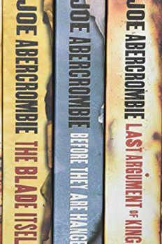 The First Law Trilogy book cover