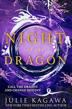Night of the Dragon book cover