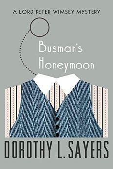 Busman's Honeymoon book cover