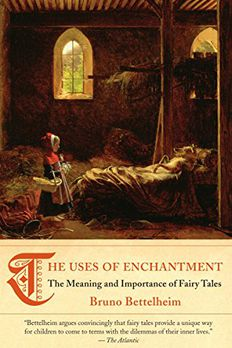 The Uses of Enchantment book cover