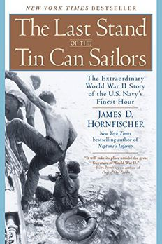 The Last Stand of the Tin Can Sailors book cover