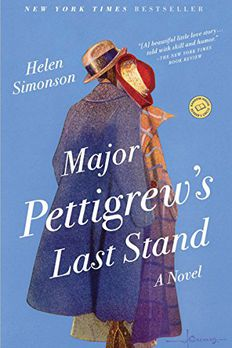 Major Pettigrew's Last Stand book cover