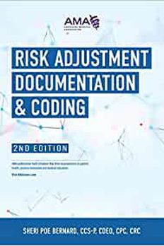 Risk Adjustment Documentation  Coding, 2nd Edition book cover