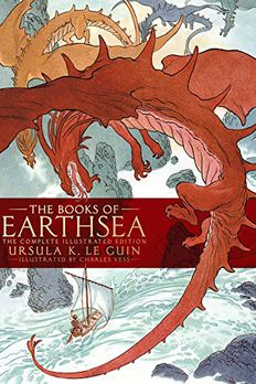 The Books of Earthsea book cover