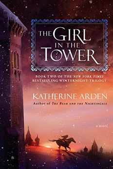 The Girl in the Tower book cover