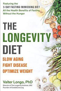 The Longevity Diet book cover