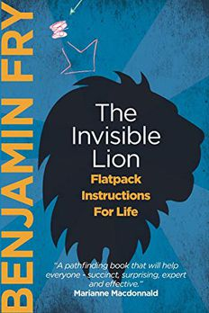 The Invisible Lion book cover