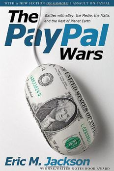 The PayPal Wars book cover