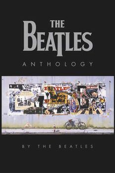 The Beatles Anthology book cover