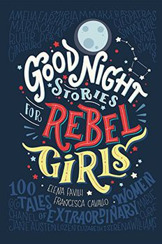 Good Night Stories for Rebel Girls book cover